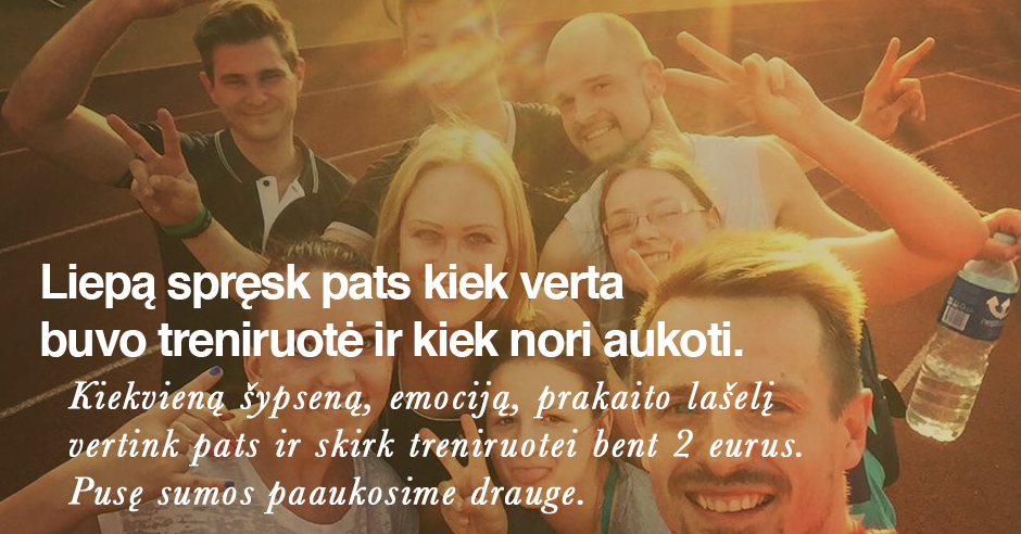 MyHero! Kaunas, vertė